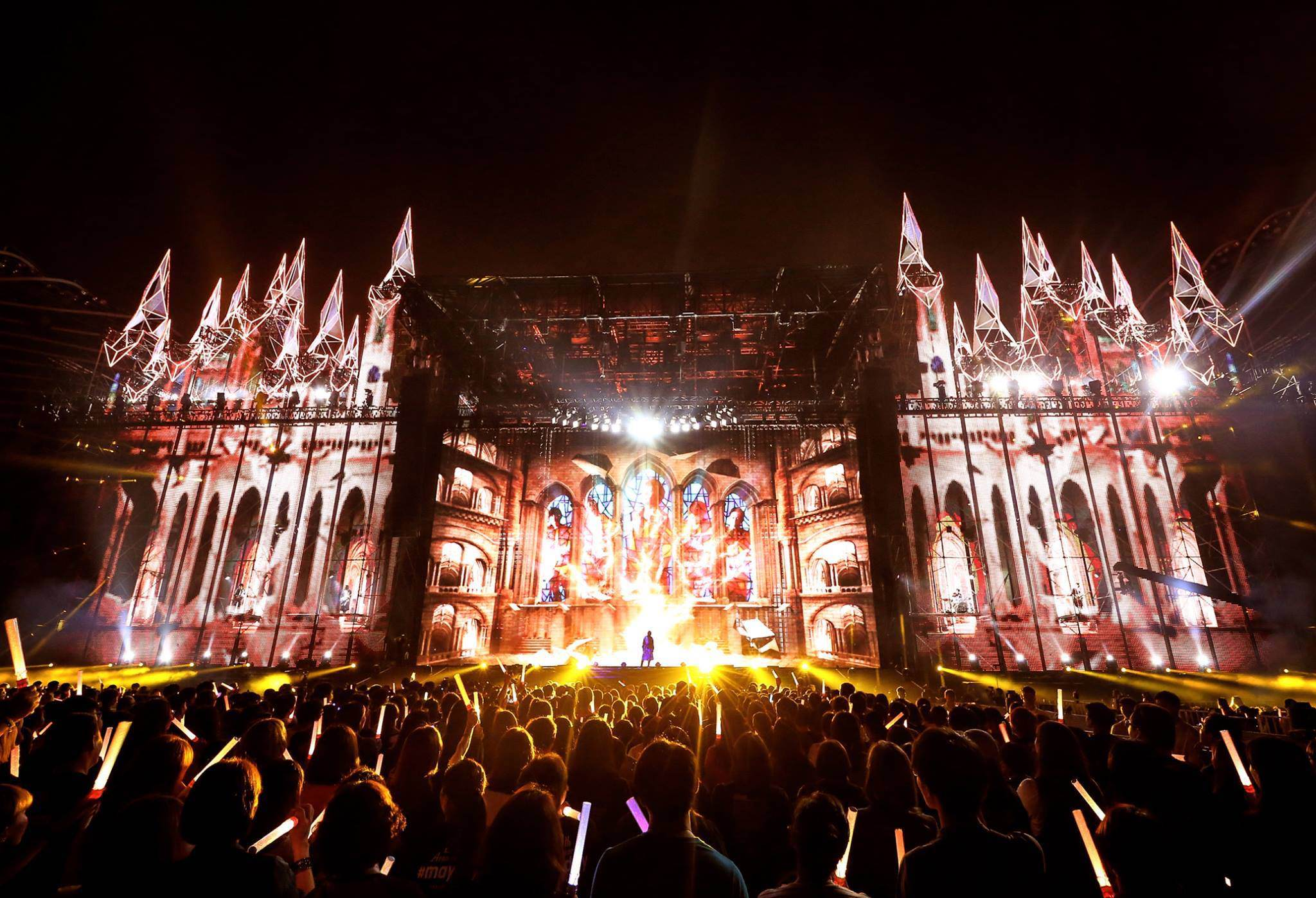 MayDay∥ 20170319 五月天《人生無限公司 2017 LIFE TOUR》演唱會心得/歌單曲目 – 你的自傳有無限多種寫法