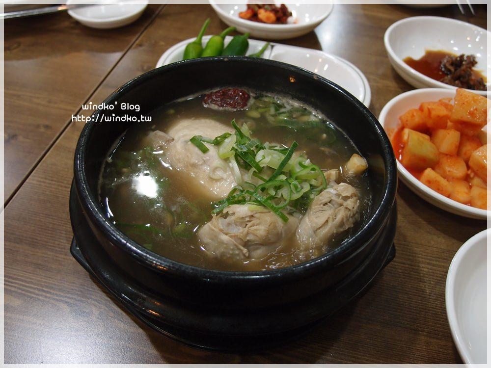韓國釜山食記∥ 中央站。良材漢方蔘雞湯 양재한방삼계탕 – 有提供半隻雞的蔘雞湯唷
