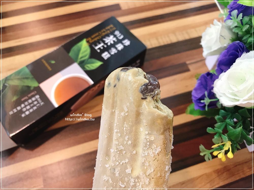 超商冰品食記∥ 小美冰淇淋x天仁茗茶 913茶王珍珠雪糕,茶香濃郁很好吃 / 全家便利商店